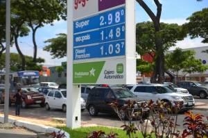 gasolina super guayaquil
