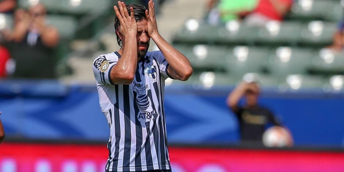 Está Rodolfo Pizarro en duda para enfrentar al Puebla