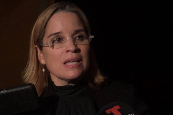 Carmen Yulín Cruz Soto, alcaldesa de San Juan