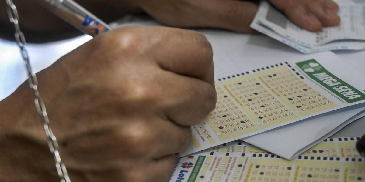 Mega-Sena acumulou e pode pagar R$ 6 milhões na quarta-feira