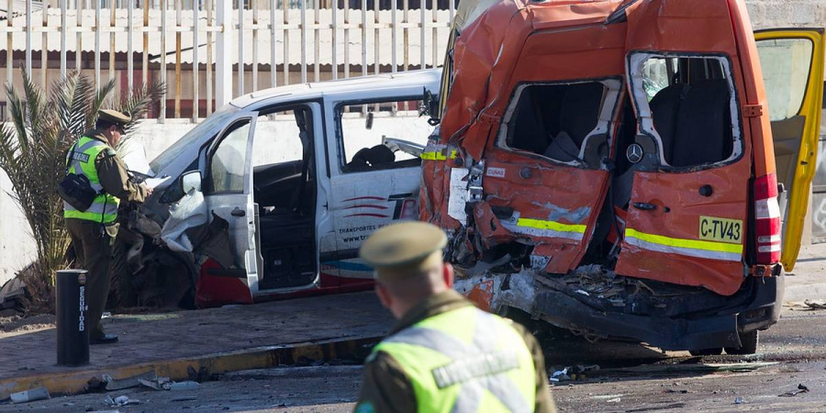 Número negro: autoridades elevan a 36 los muertos por accidentes de transito durante Fiestas Patrias