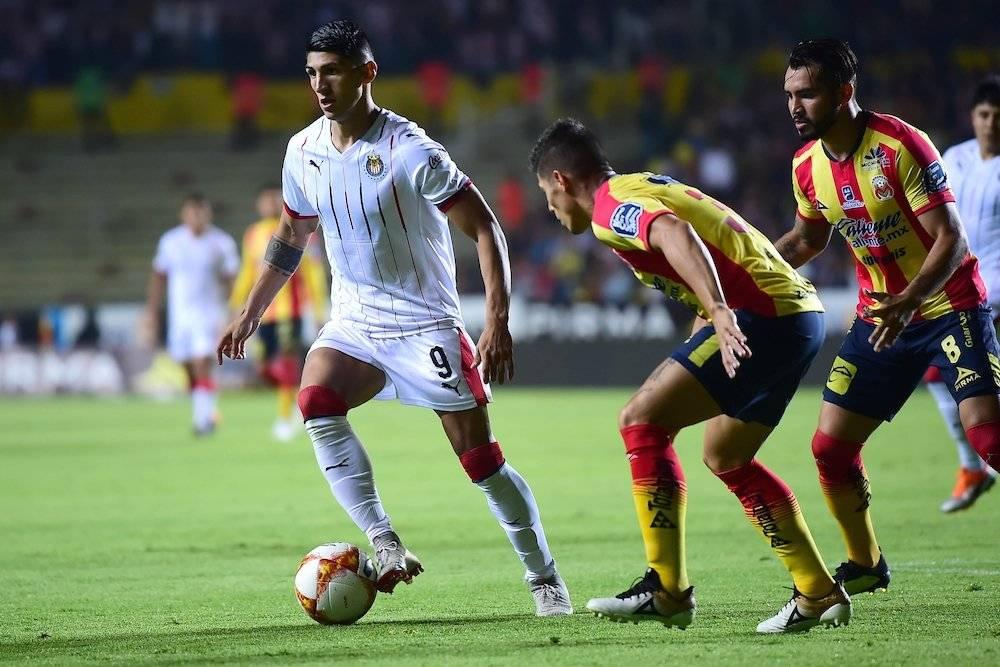 Alan Pulido / Mexsport