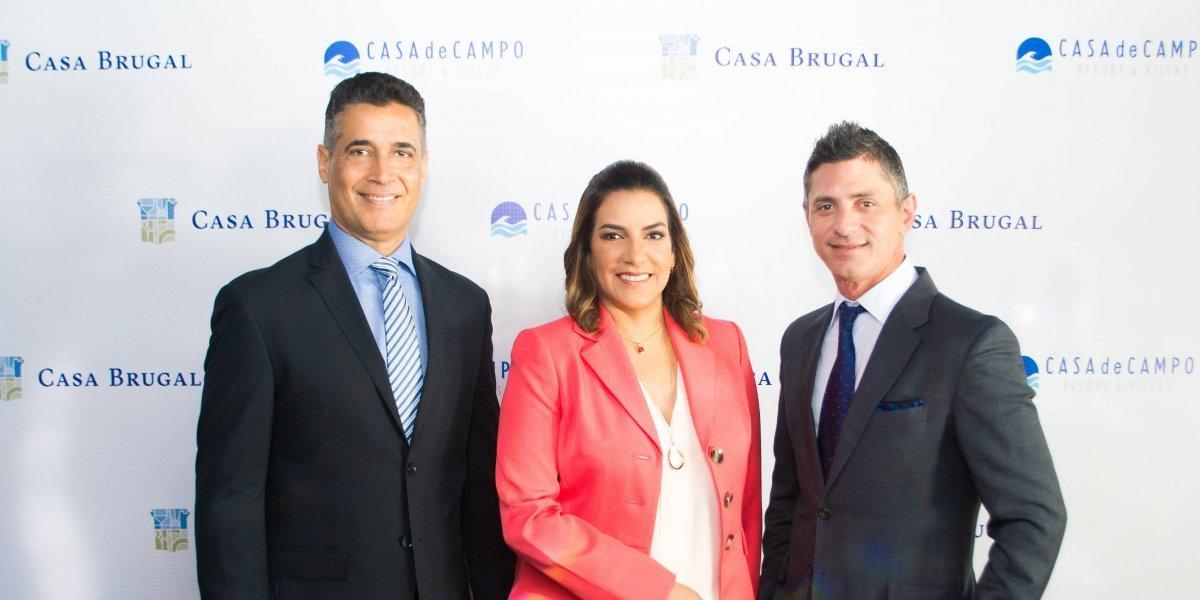 Casa Brugal y Casa de Campo firman acuerdo para producir conciertos
