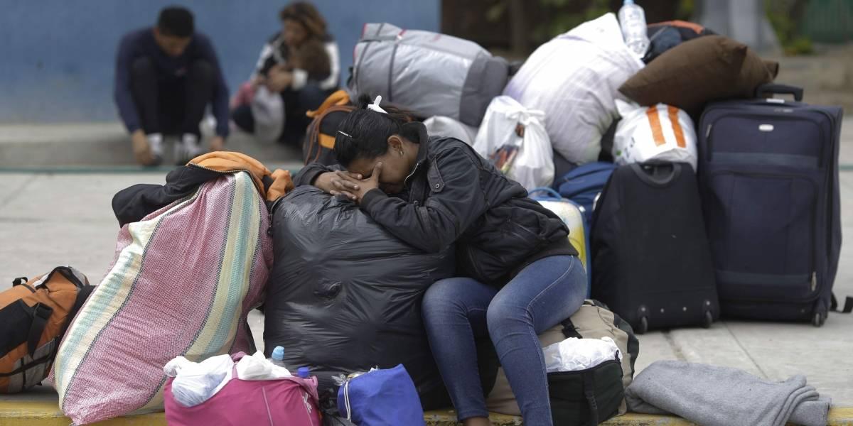 Migración venezolana sin precedentes desata las alarmas: Perú decreta alerta sanitaria y Brasil moviliza al ejército