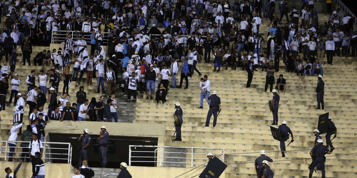 Matador Salas aprovechó los incidentes del Santos-Independiente para mandar mensaje a la Conmebol
