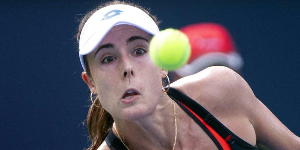 US Open aclara norma tras sanción a Alize Cornet