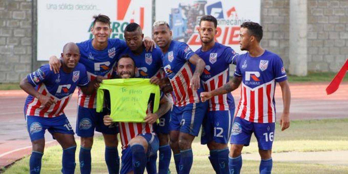 Unidad familiar, es la clave del Atlético San Francisco