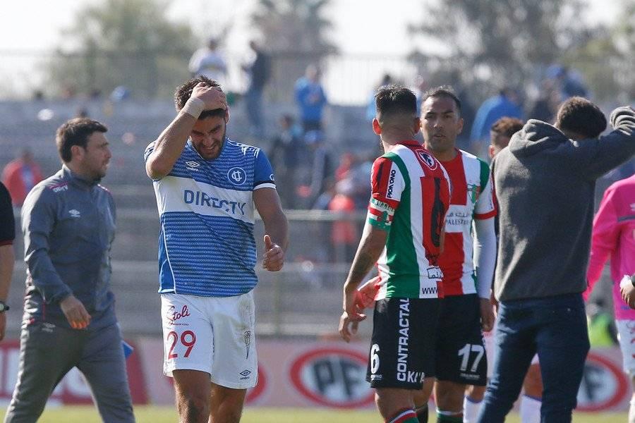Stefano Magnasco volvería a la titularidad en la UC / Foto: Agencia UNO