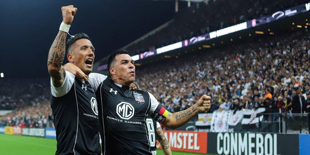 ¿Contra quién juega Colo Colo en los cuartos de final de la Copa Libertadores?