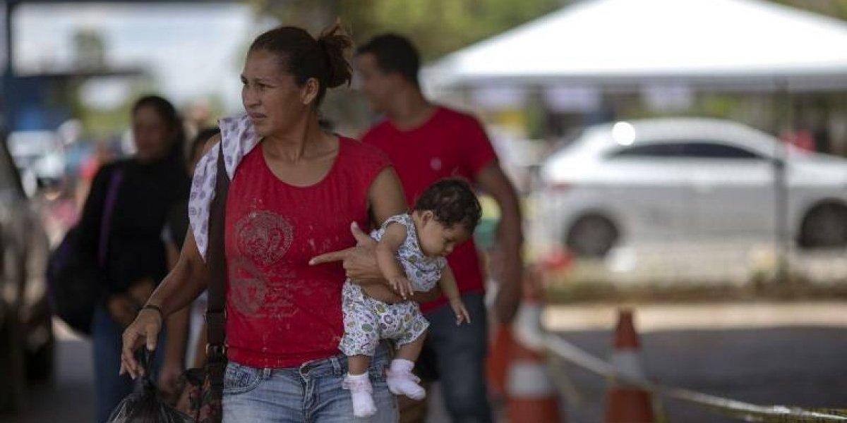 Brasil anuncia medidas para regular flujo de migrantes venezolanos