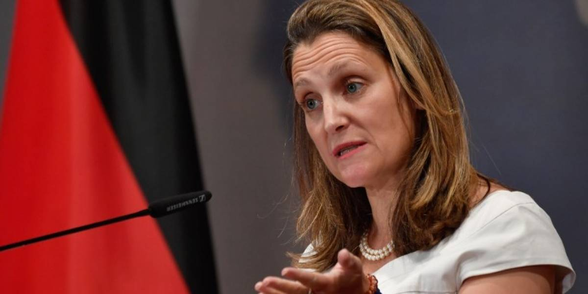 Canadá, optimista tras reunión con Estados Unidos sobre el TLCAN