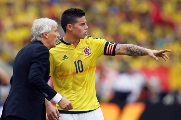 Jugadores de la Selección Colombia piden que Pékerman continúe
