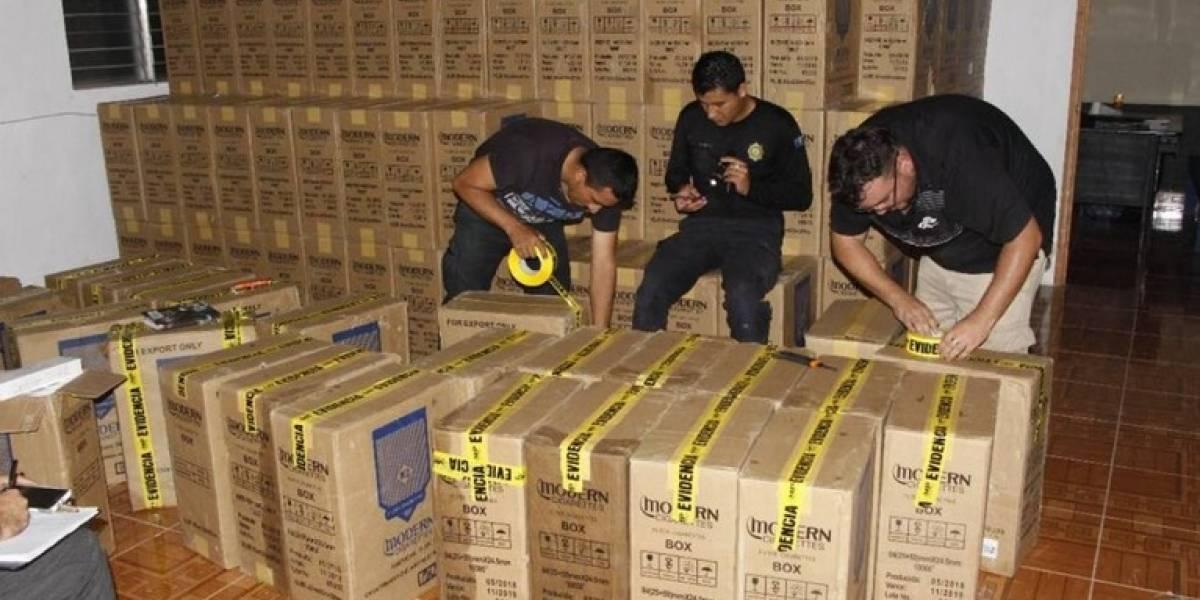 Industriales demandan participación del OJ para combatir el contrabando