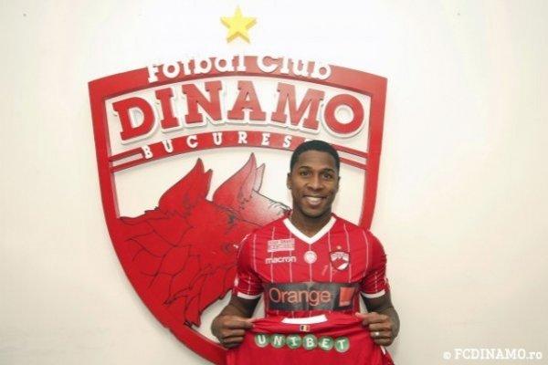 El panameño quiere una nueva oportunidad en el fútbol / Imagen: sitio web Dinamo Bucarest