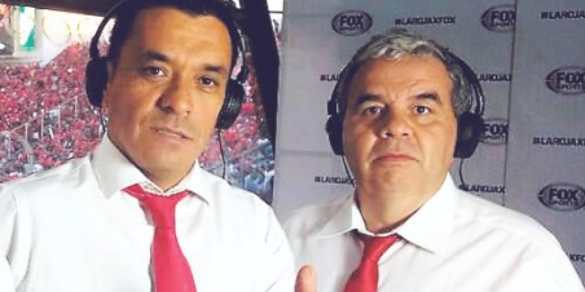 Vuelve la dupla: Aldo Schiappacasse se incorpora a CHV para trabajar con Claudio Palma
