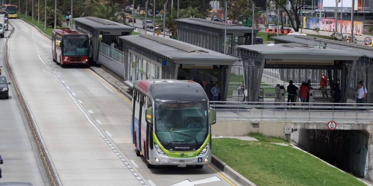 TransMilenio realizará importante cambios en una de sus rutas desde el sábado 1 de septiembre