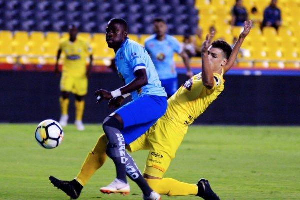 Campeonato ecuatoriano: Barcelona SC empató con Macará