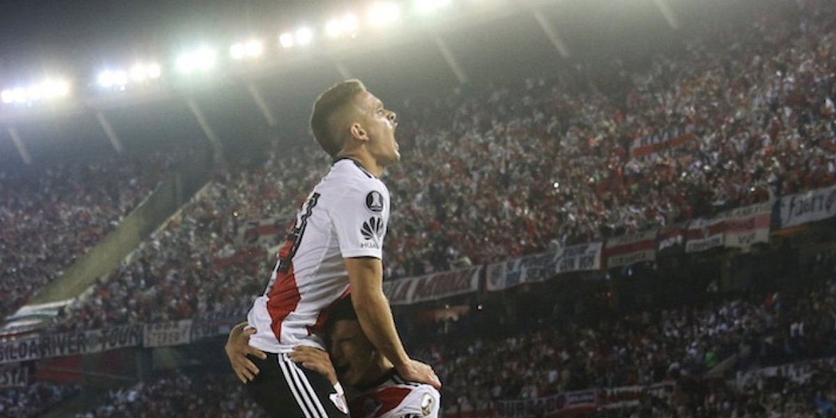 ¡Lo Borré del mapa! River Plate sacó del camino a Racing Club y avanza en la Copa