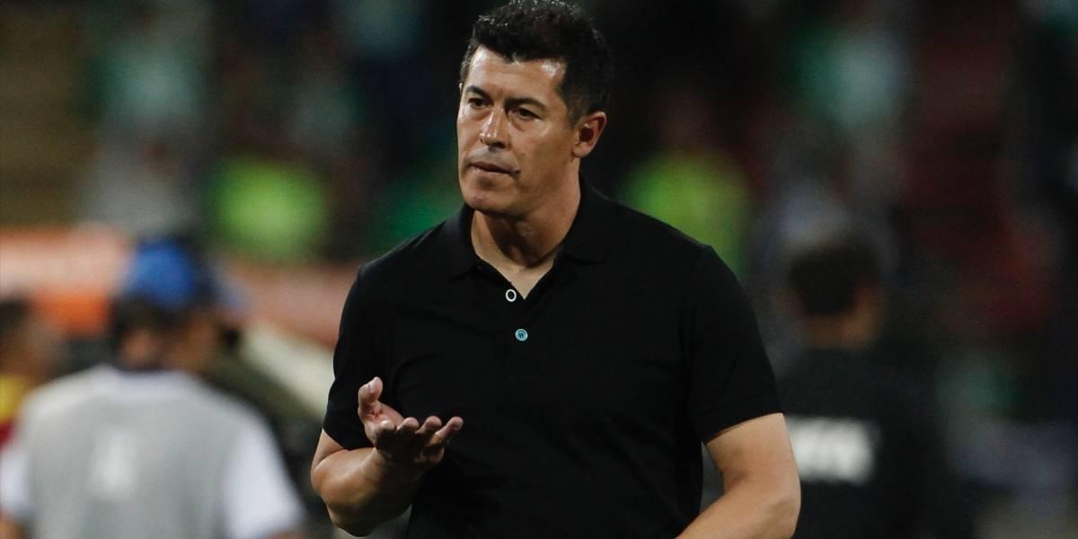 ¡Atención! Jorge Almirón renunció a la dirección técnica de Atlético Nacional