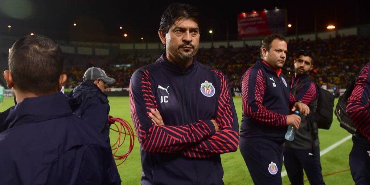 """Según Cardozo, Chivas está para """"pelear con cualquiera"""""""