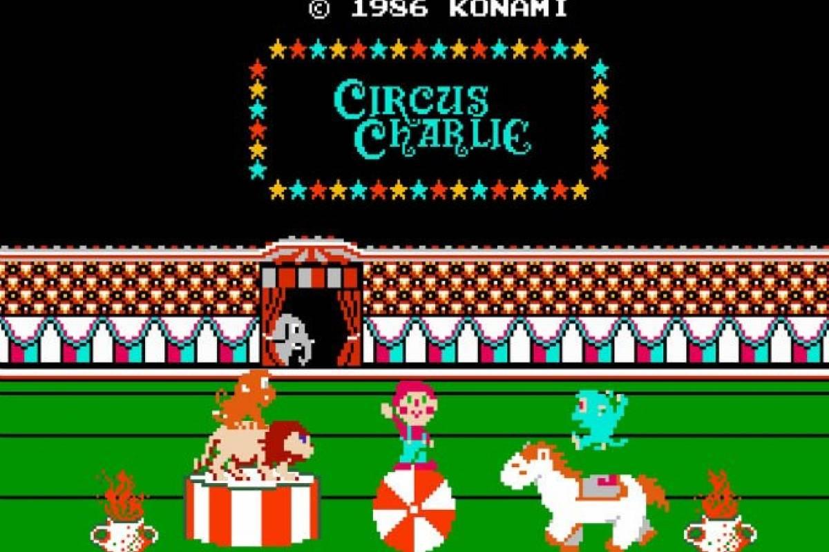 Circus Charlie. Uno de los favoritos de los llamados Millenialls. Foto: Nintendo