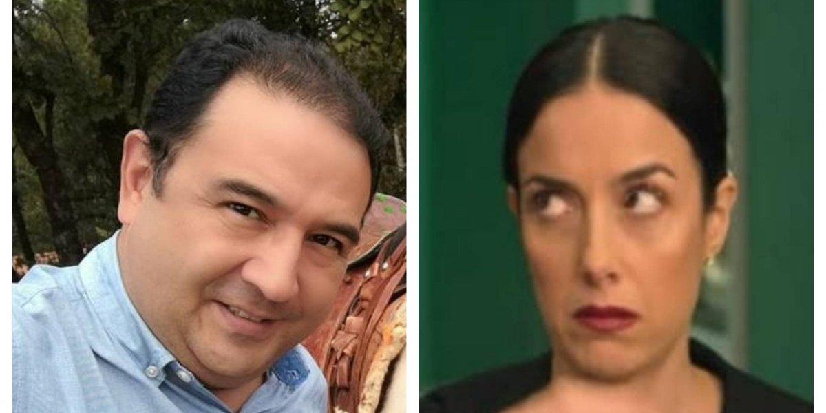 Sammy Morales imita a Paulina de la Mora para invitar a que vean su programa