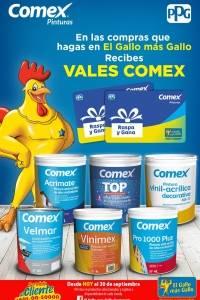 Date color con Comex