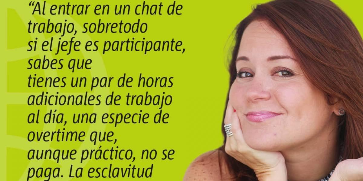 Opinión: La vida en un WhatsApp