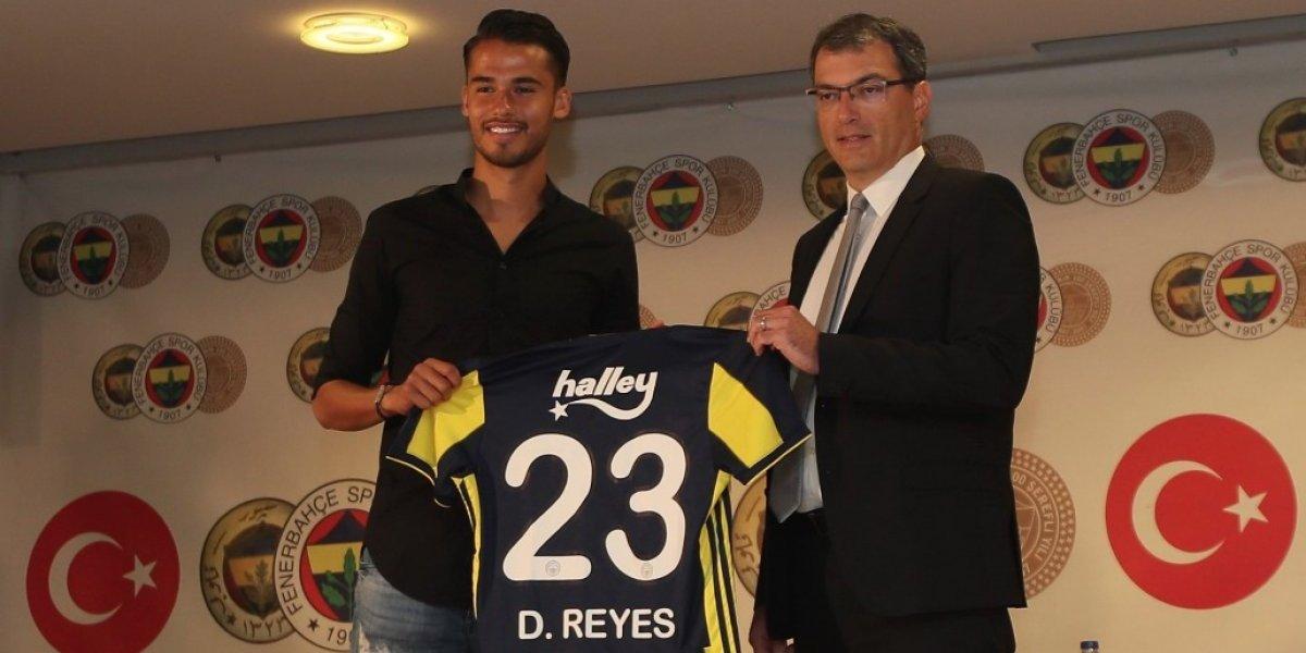 Diego Reyes revela que recibió ofertas de México
