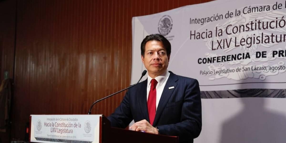 Instituto Nacional de Salud y Ley de Austeridad prioridades en San Lázaro
