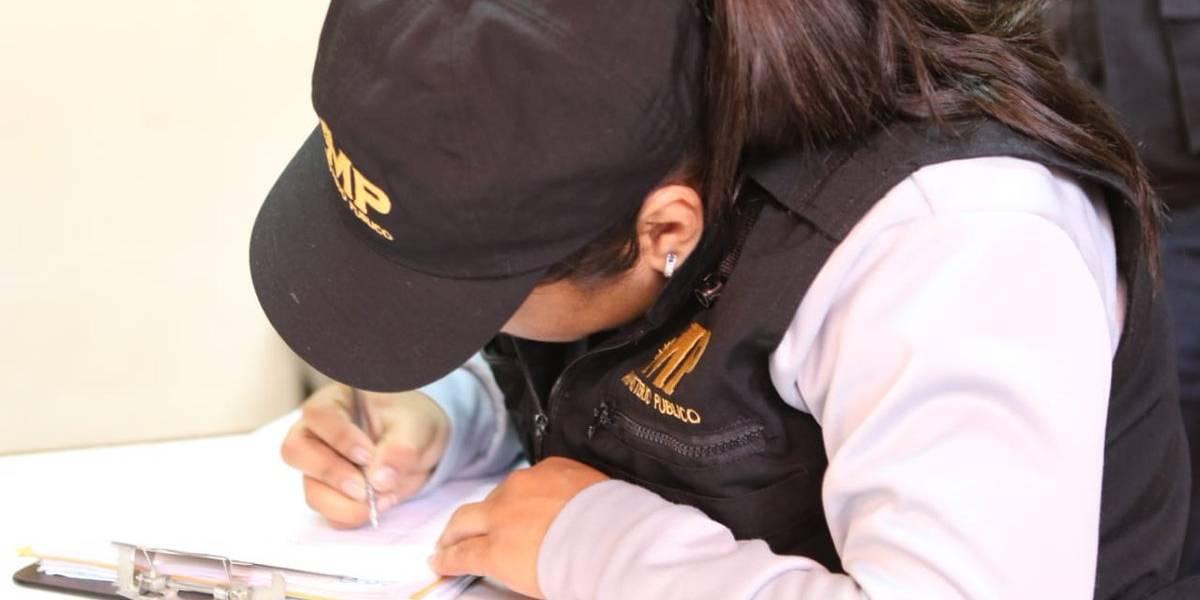 Investigan a trabajadores del MP y PNC que estarían involucrados en actos ilícitos