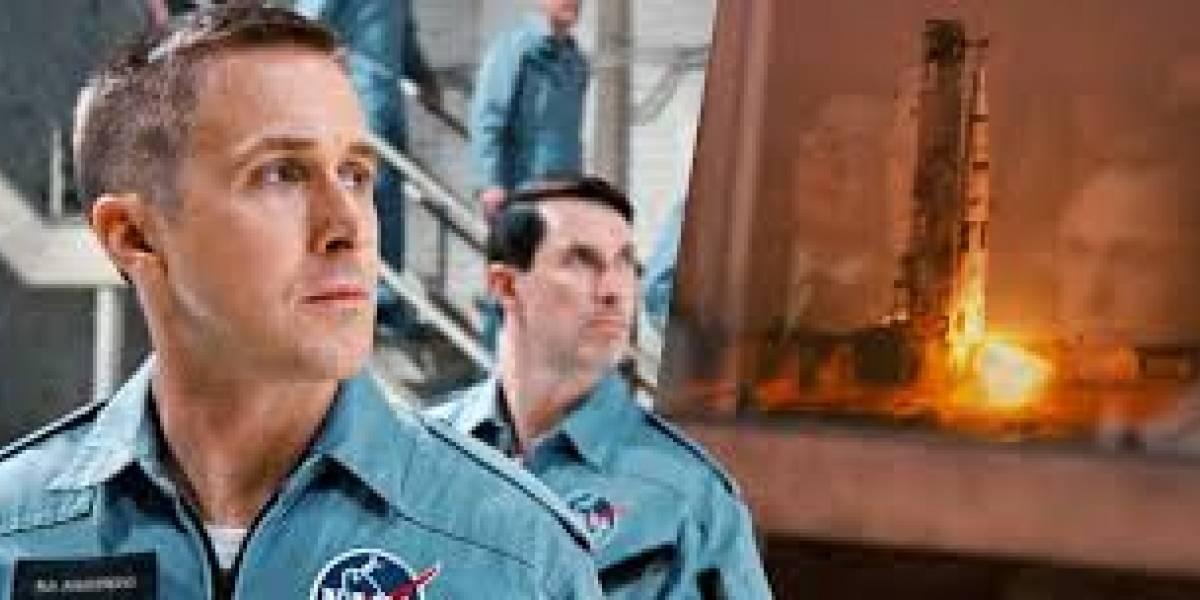 Esto fue lo que nos contó Ryan Gosling al interpretar al legendario Neil Armstrong