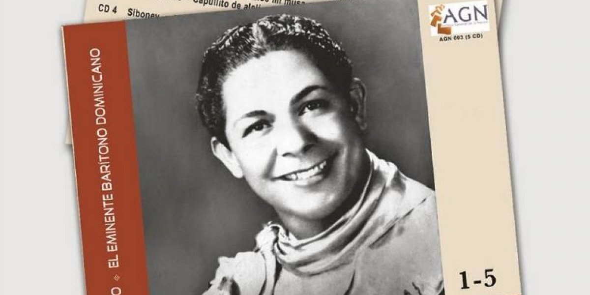 Archivo de la Nación presentó colección musical de Eduardo Brito