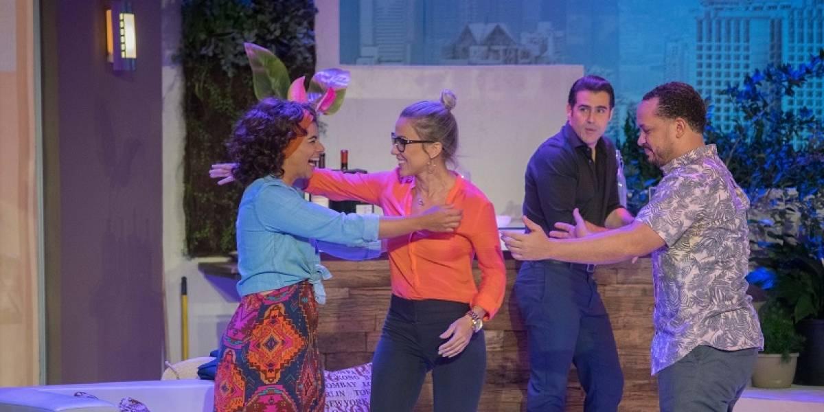 """Este fin de semana, últimas funciones de la obra de teatro """"El test"""""""