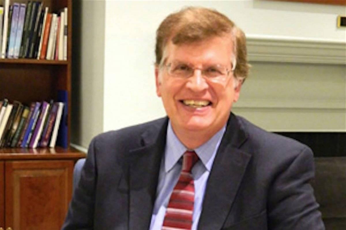 Fletcher McClellan, profesor de ciencias políticas en Elizabethtown College