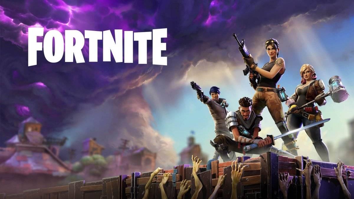 Fortnite. La sensación del momento, un juego battle royale que se juega online con otros usuarios Foto: Especial