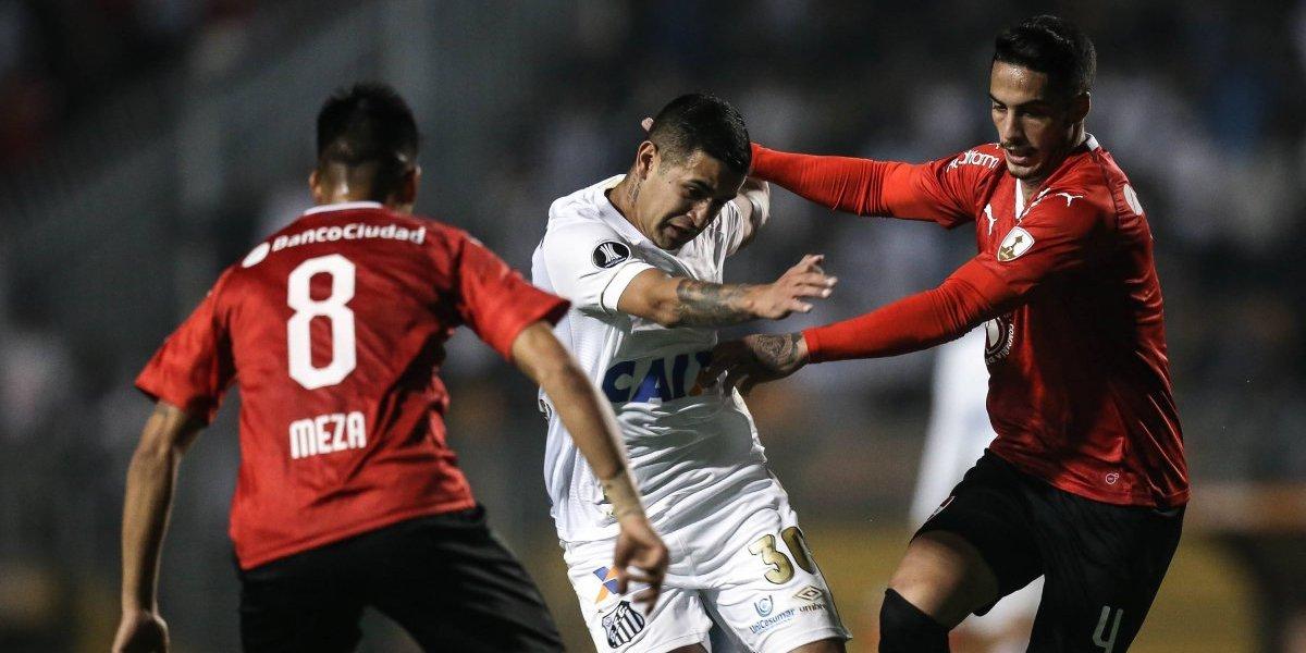 """Los dardos del presidente de Santos contra la Conmebol: """"Los argentinos están mandando en el fútbol sudamericano"""""""