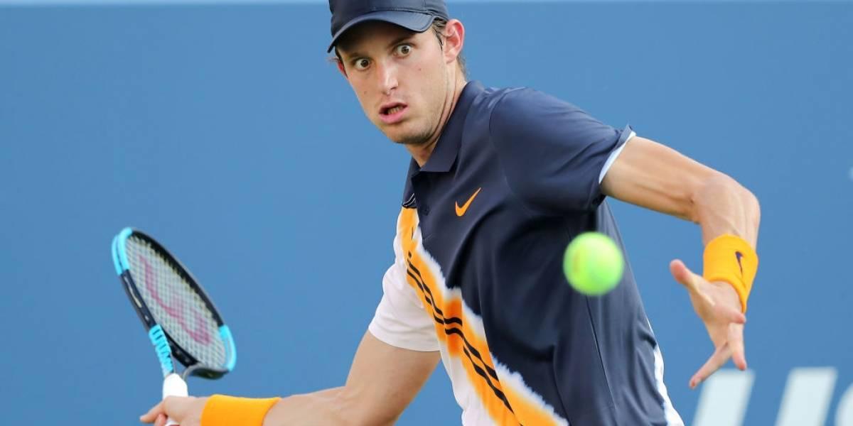 Nicolás Jarry luchó con todo pero se inclinó en un dramático partido ante John Isner en el US Open