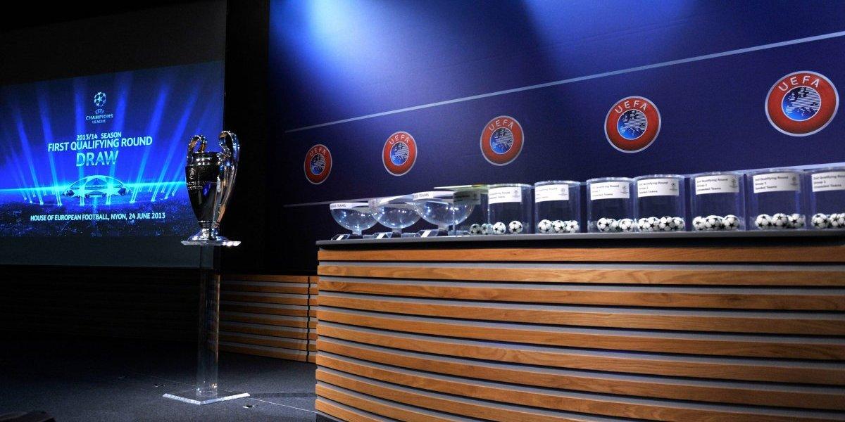 Champions League ¿Dónde y a qué hora ver el sorteo de fase de grupos?