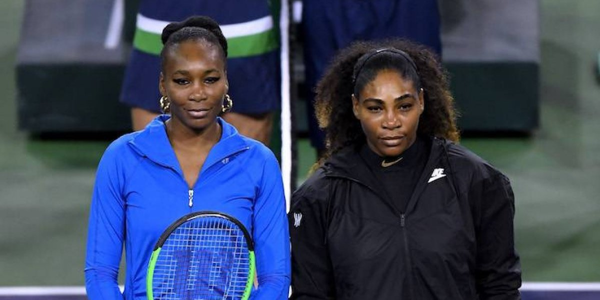 Serena Williams supera a su hermana Venus en el US Open