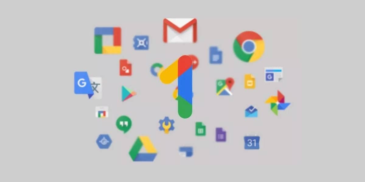 Google One llega a México y anuncia sus precios