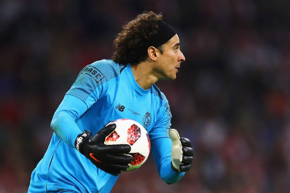 Guillermo Ochoa / Getty Images