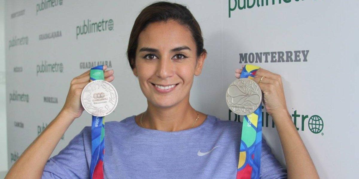 ENTREVISTA: Paola Espinosa cumplió su sueño como deportista y como mujer