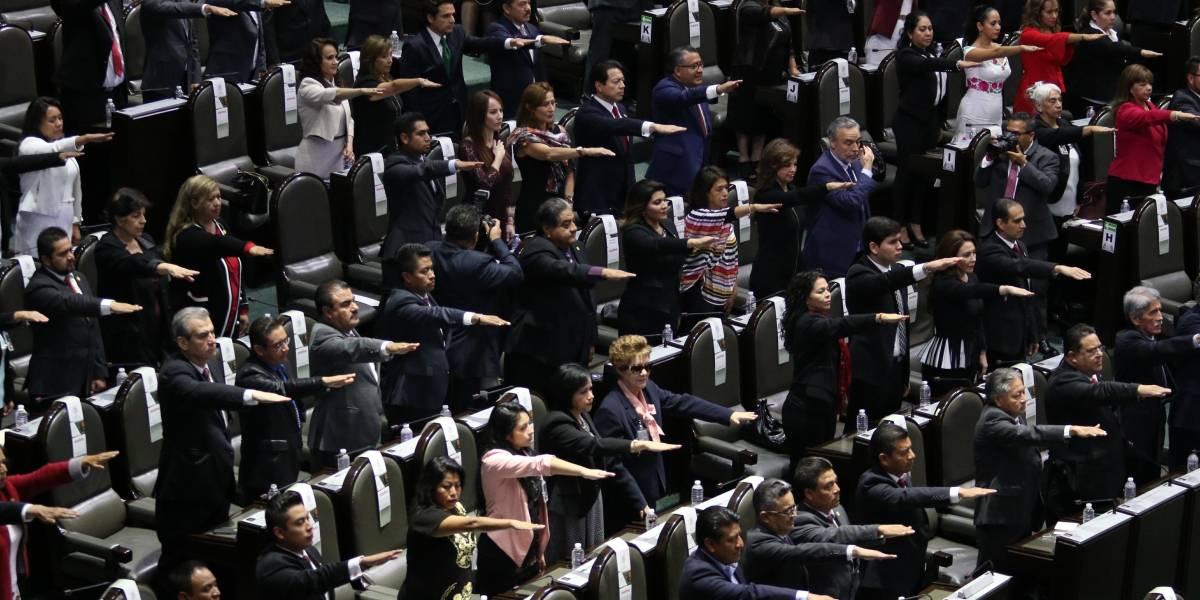 PRI se impone como tercera fuerza en la Cámara de Diputados
