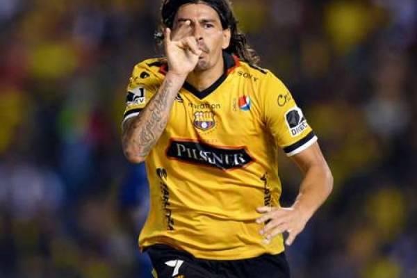 Ismael Blanco, exjugador de Barcelona SC fue denunciado por acoso