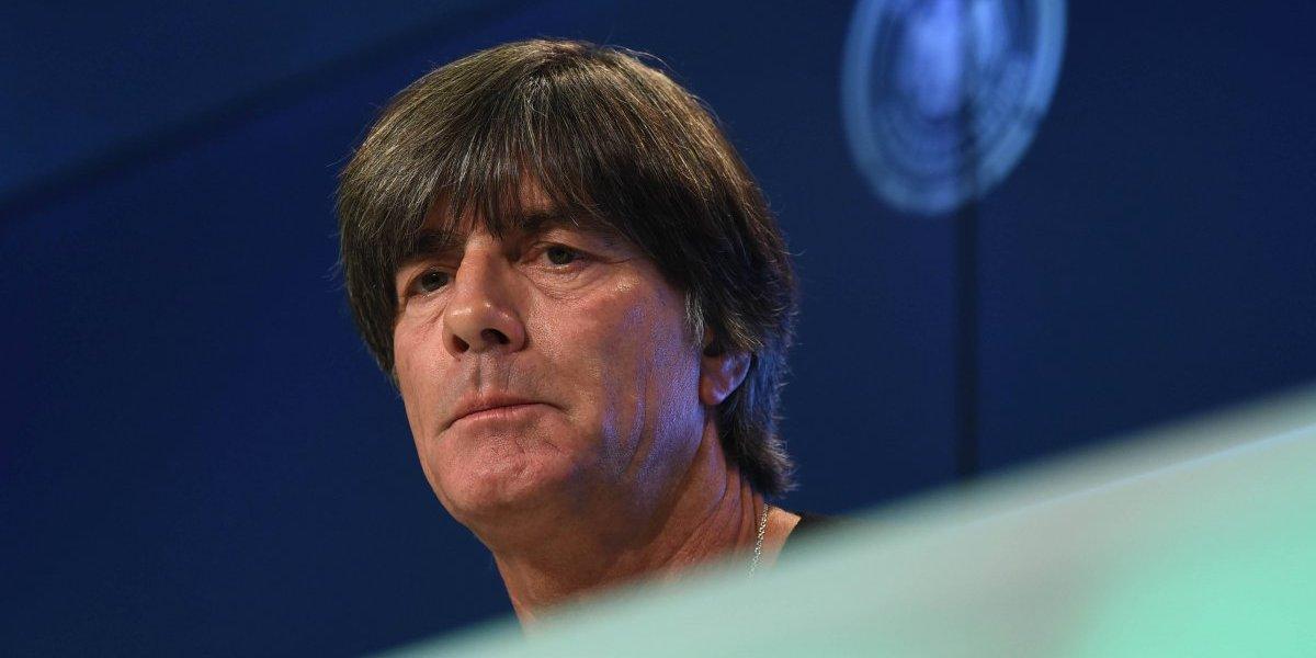 Löw presenta su lista de convocados con grandes novedades