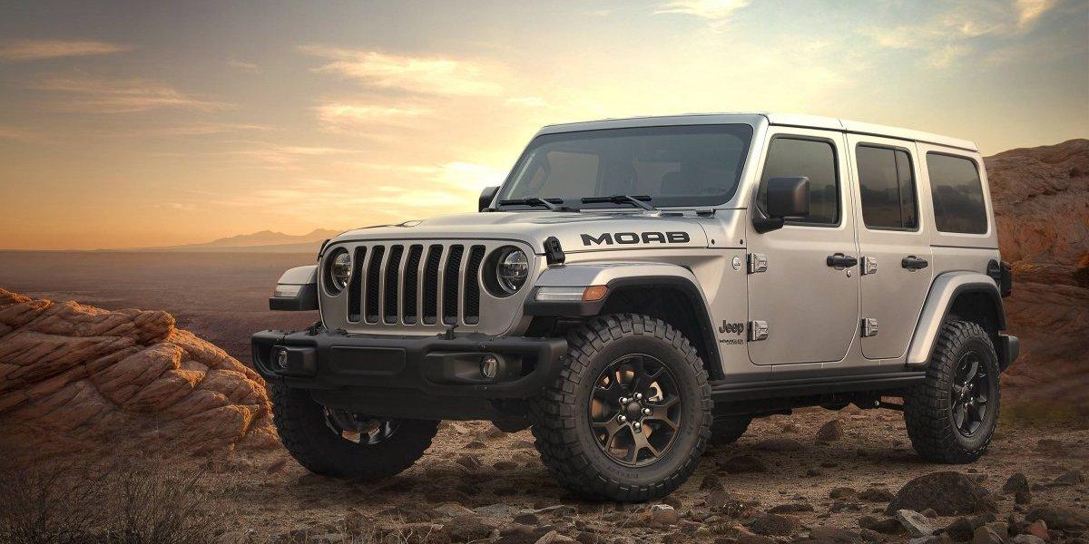 Jeep presenta el nuevo Wrangler Moab Edition
