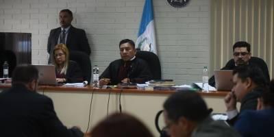 Investigador de la CICIG declara en juicio del caso lago de Amatitlán