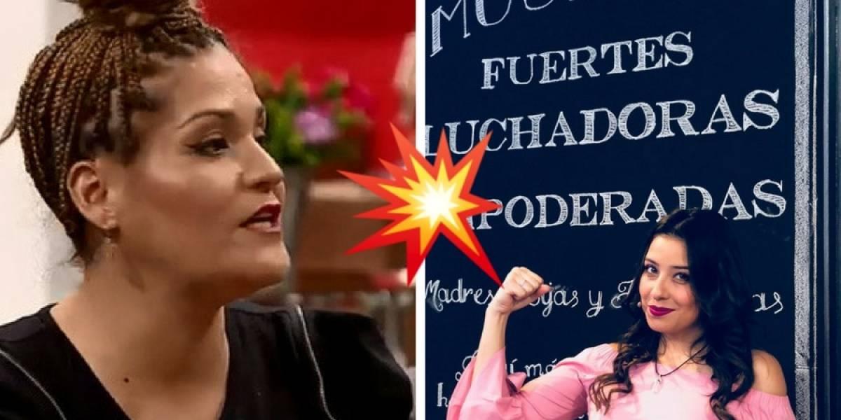 """""""Me carga"""": Katherine Orellana se va con todo contra María José Quintanilla"""