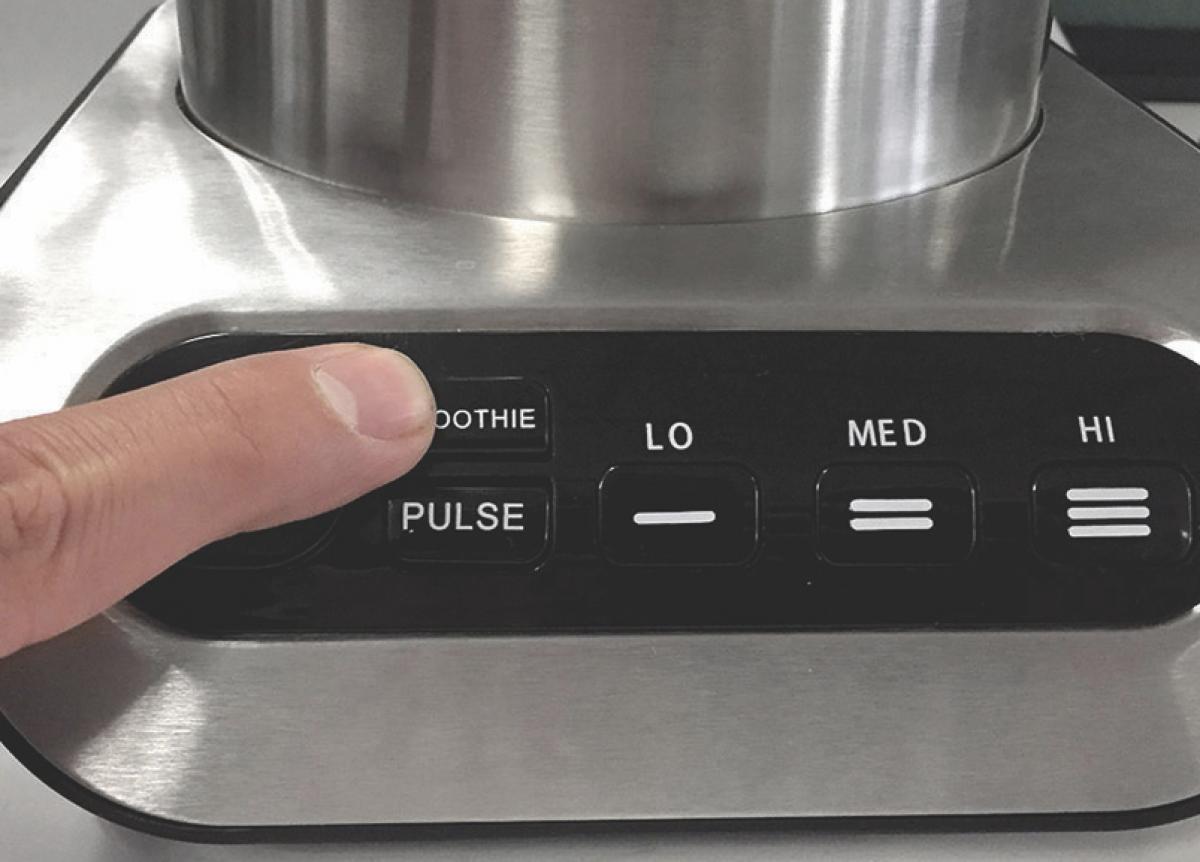 Control electrónico multifunciones. Fotos: Cortesía